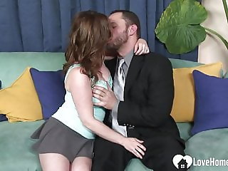 Housewife wants his big rock solid boner