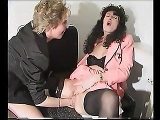Sandra Fox, Fisting and Lesbian Fun with other women 01