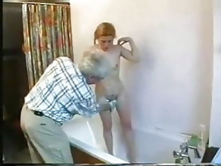 Education pt 1 - a hairy cunt needs grooming