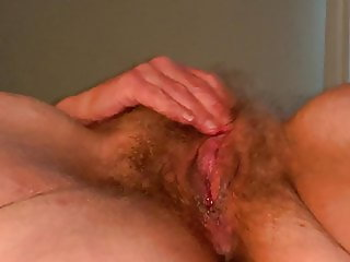 2019 First Fuck Videoset Eating Her Bushy Cunt