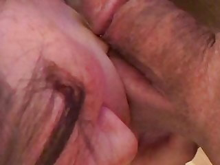Native American wife loves those cum filled balls.