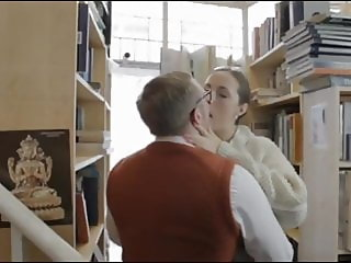 Sexy Librarian Is Sexy AF and Fucks Like a Dirty Whore