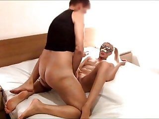 Ivy getting ready to fuck and insemination