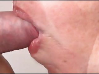 Sucking Sissy's Cock