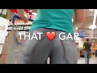 Ass tight jeans gap thighgap follow cam