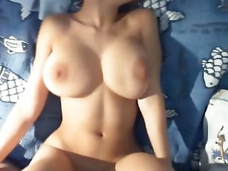 Unreal Busty Amanda from Whore.Today Likes Hot Sex with Me