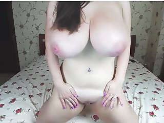 Huge Tit Cam Girl (pt 1) - no sound