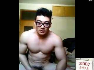 china muscle hunk