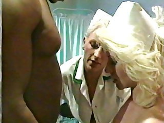 Naughty Nurses at the doner clinic