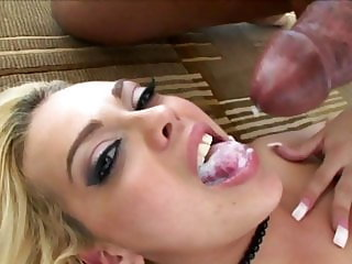 Starla Sterling swallow compilation