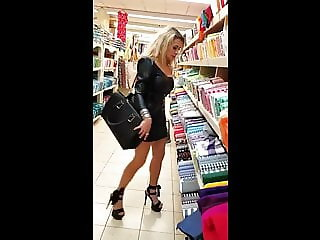 German Girl City Leather