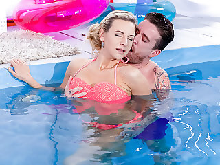LETSDOEIT - Underwater Fucking With Sensual Czech Babe