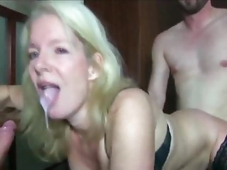 My Best Friend Helps Me To Fuck My Step Mom