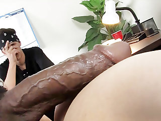 Mandy Sweet Makes son Watch As She Fucks BBC