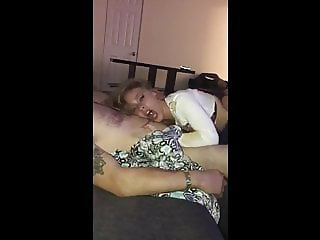 Interracial Gangbang College Girl Gets Fucked