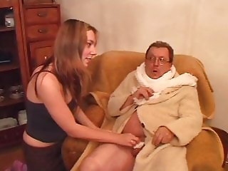 young Nicole defloration by best friends dad