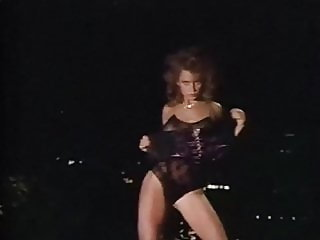 THE BEST OF MY LOVE - vintage 80's striptease