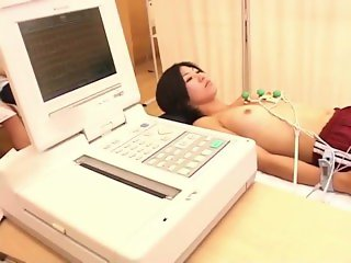 Japanese School EKG Screenings