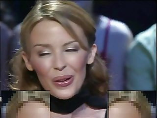 Kylie Minogue - Would you make a porn movie? Yes or No