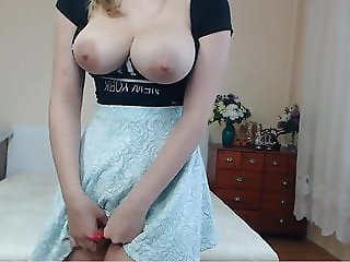 Russian big tited slut