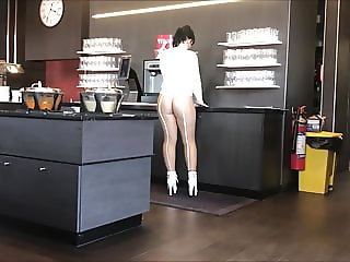 Public Nude Leggings - Slutwalk - Gabriela-Bitch