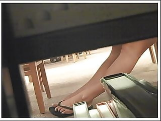 Amazing College Feet Candid Part 1 Face 2010