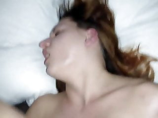 Fucked wet pussy and ass! Anal sex and cumshot!