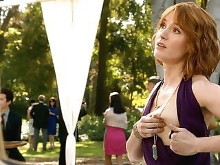Alicia Witt Topless in 'House of Lies' On ScandalPlanet.Com
