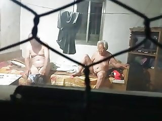 Very Old Chinese Couple (Part 1)