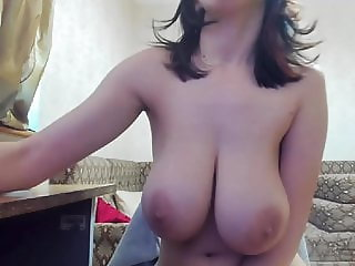 Cute busty girl
