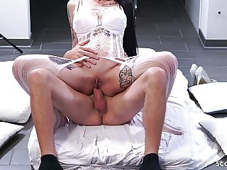 DEEP ANAL FUCK FOR GERMAN BIG TITS LINGERIE TEEN XANIA WET