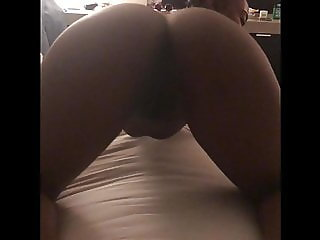 Ebony stripper whore twerks blows me and rides raw Bbfs