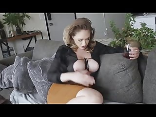 Super sweet petite milf mom mouth fucked secret