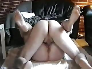 Danish wife is fucked by a friend