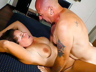 LETSDOEIT - Mature German Amateur Gets Hard Pussy Banged