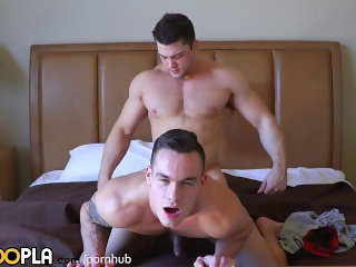 Big Thick Cock Muscle Jock FUCKS The Hottest Guy In 2019