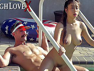 TOUGHLOVEX Busty Asian Jade Kush is the perfect present