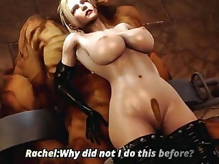 Rachel sex with monster