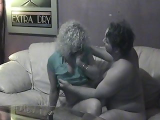 Blonde getting face fucked and squirts