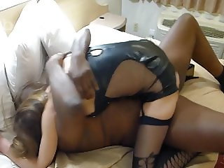 anyone knows her name? blonde taking bbc black cock
