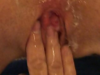 My big wet gapping pussy