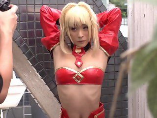 FGO Mordred Cosplay Sex