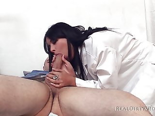 French Nurse Anissa Kate Fucks Patient Ralph Long