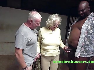 Claire Knight fucked at the stables