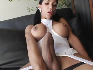 Sabrina Suzuki Shemale With Monster Horse Cock