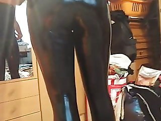 Show of my Liquid Leggings