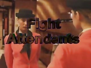 stewardess catfight!!!