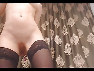 Teen With Small Tits Playing Her Pussy On Cam