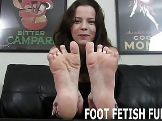 I love driving foot fetish freaks crazy