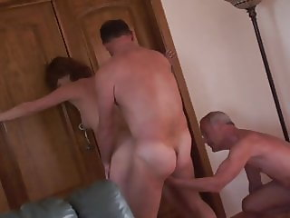 Amateur mature cuckold